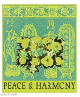 Peace and Harmony Lime M106