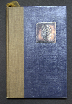Handmade hard-bound book