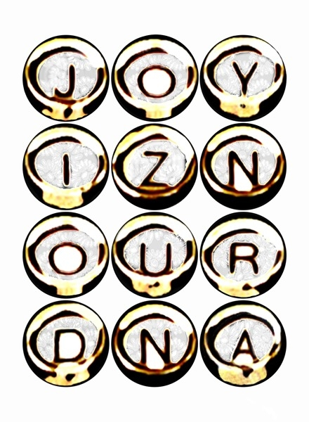 Joy Iz N Our DNA