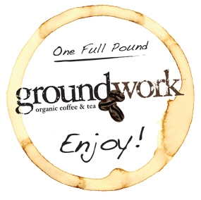 GroundWork coffee can lid