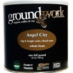 GroundWork coffee can lid package