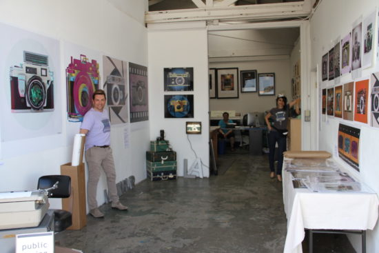 Open Studio at LA Marler Fine Art