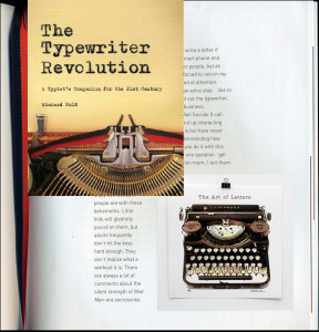 Typewriter Revolution